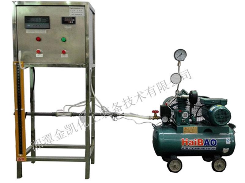 活塞式壓氣機性能實驗裝置