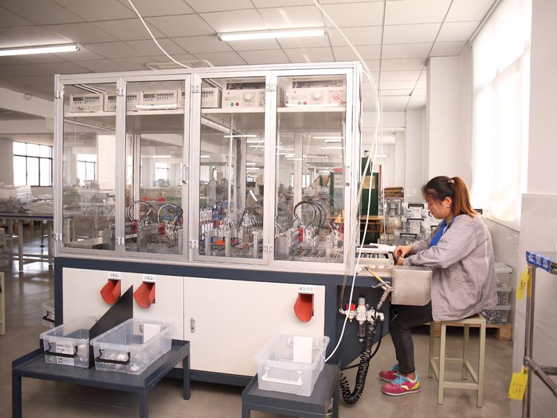 KSD耐壓、絕緣、接觸電阻一體檢測設備