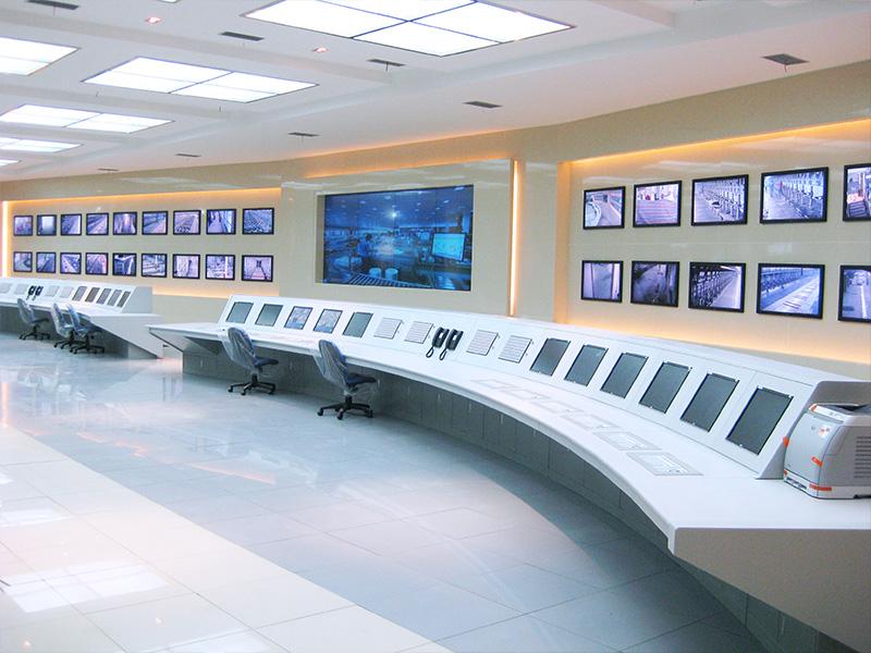 窑炉控制室