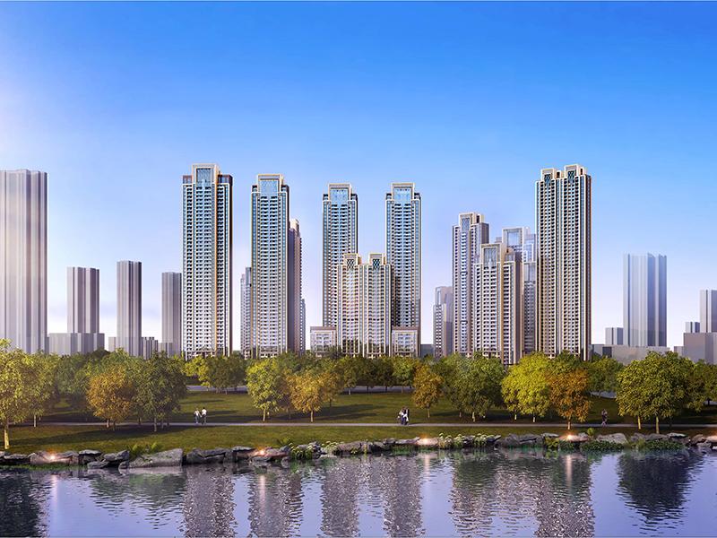 华发外滩首府项目