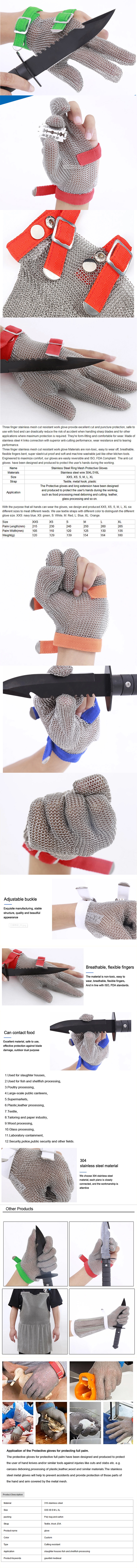 Customized laborsing safety products glove