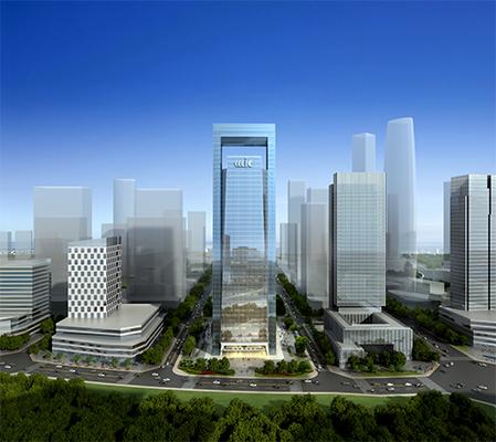 工程監理-中交國際中心