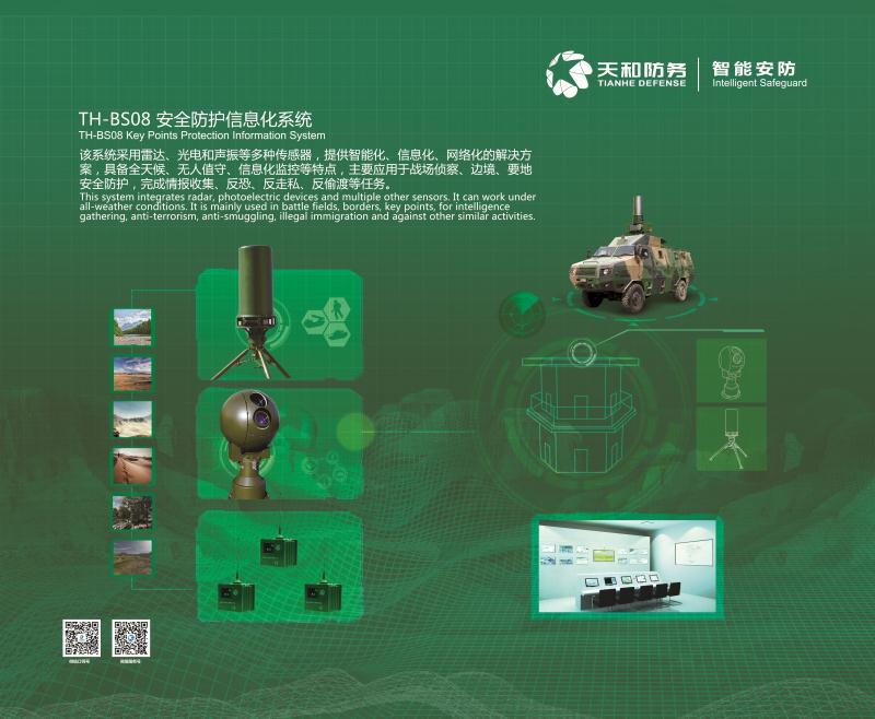 TH-BS08安全防护信息化系统