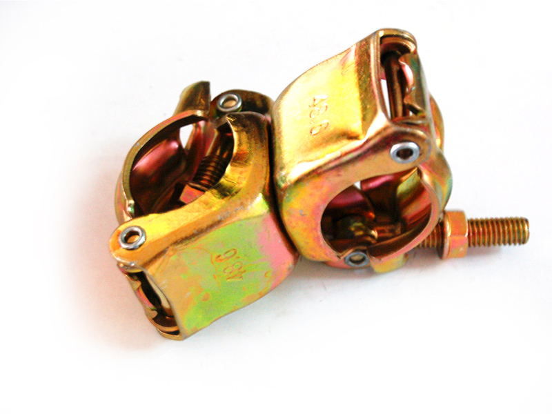 Pressed Double Coupler JIS ¢ 48.6*48. 6mm
