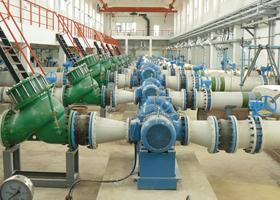 福清核電淡水廠項目