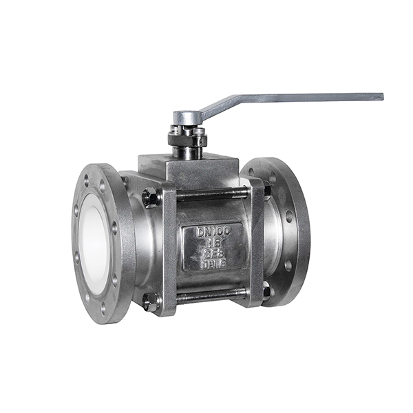 Stainless steel ceramic ball valve