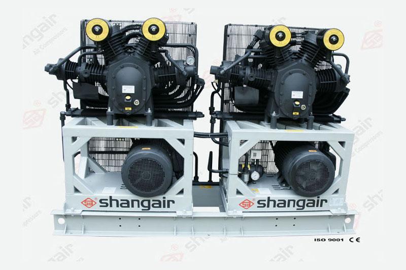 34SH系列空气压缩机(立式双机)