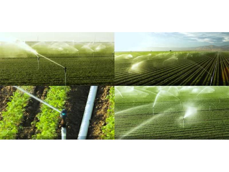 內蒙古錫林浩特智慧農田灌溉工程
