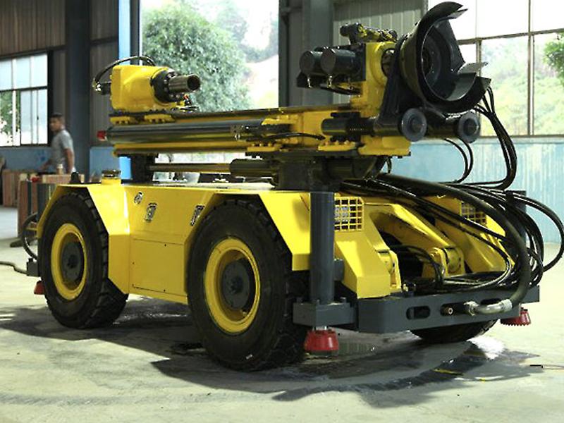 CY-UMD系列地下潜孔钻机