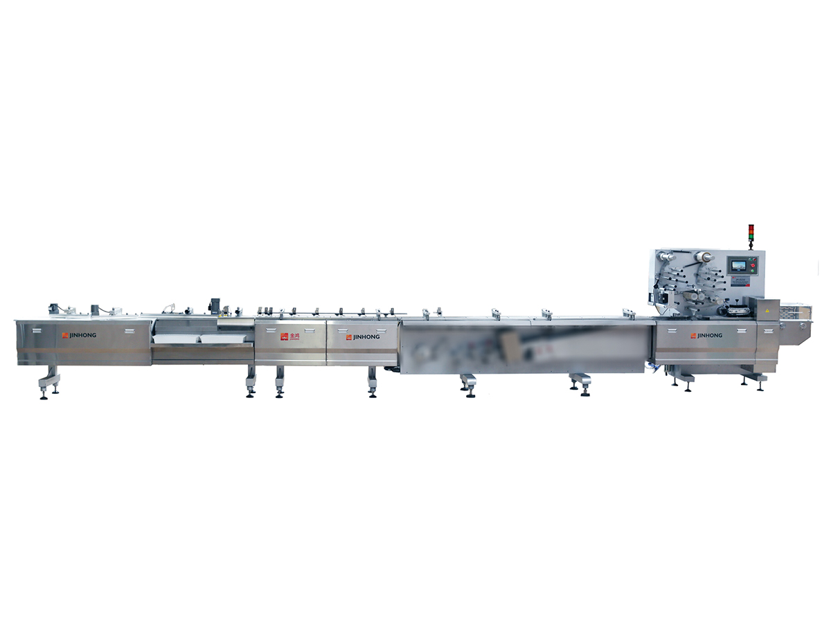 High Speed Full Automatic Pillow Packing Machine
