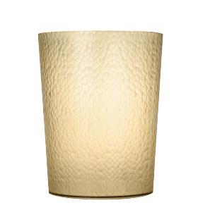古铜纹垃圾桶(透明)