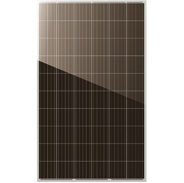 Dual Glass Monocrystalline Solar Panel, Frameless, Only glass without aluminium frame NBJ-335M/8G