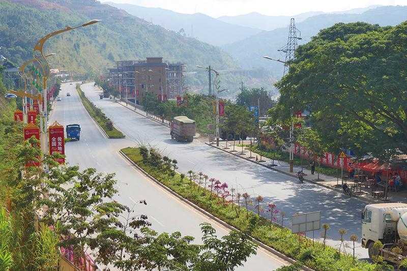 云南省景洪市城市投資開發有限公司國道214線續建國道西雙版納州景洪過境公路