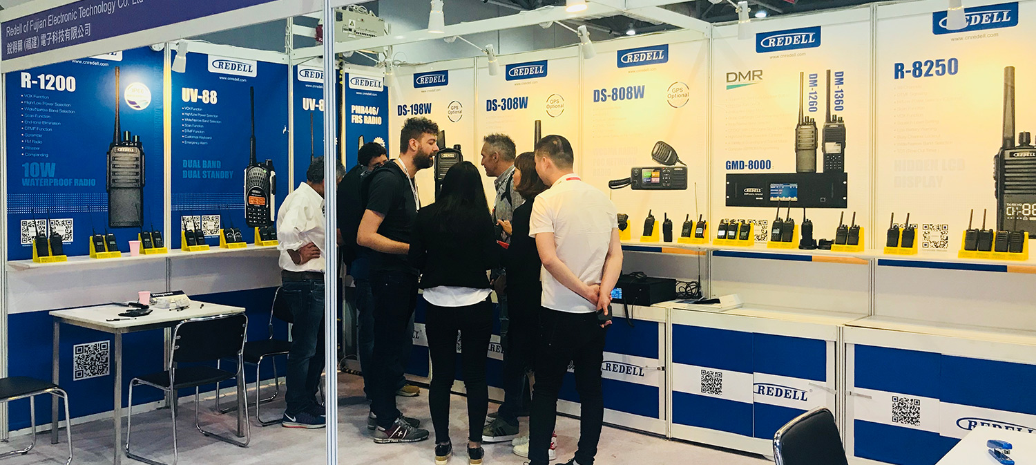 Hong Kong Spring Global Sources Electronics Exhibition 2019 At the Asia World Expo