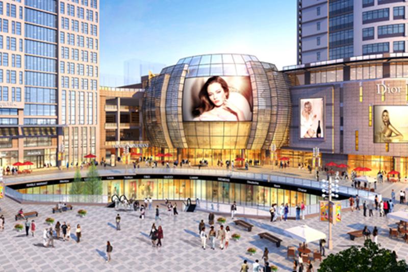 中央广场项目