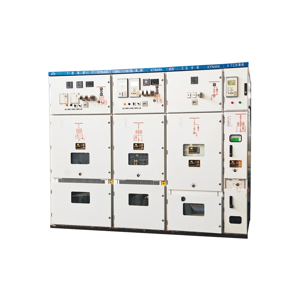 KYN44A-12 armored center-mounted AC metal-enclosed switchgear