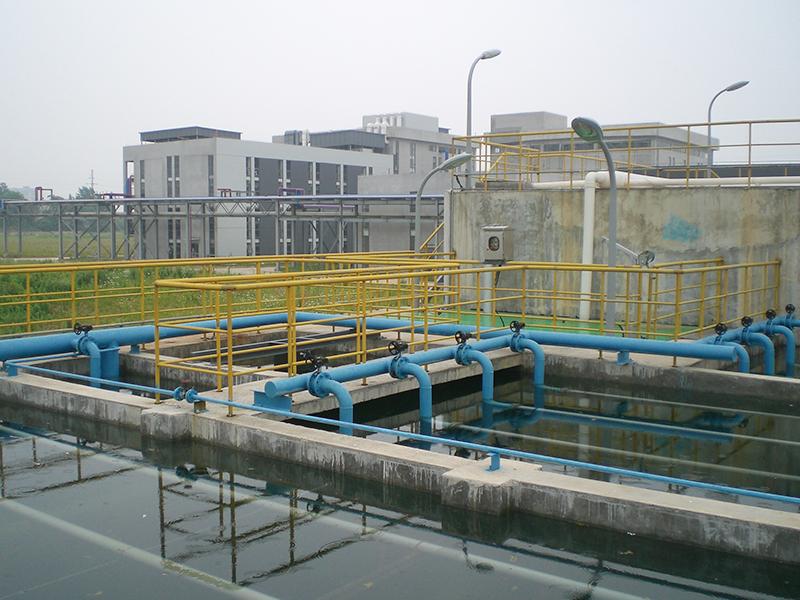 武汉中有药业有限公司废水处理工程