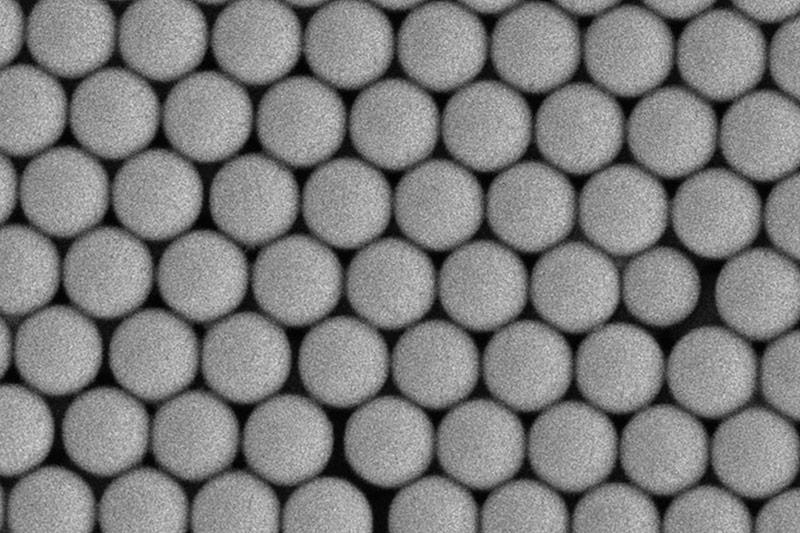 白色聚苯乙烯微球