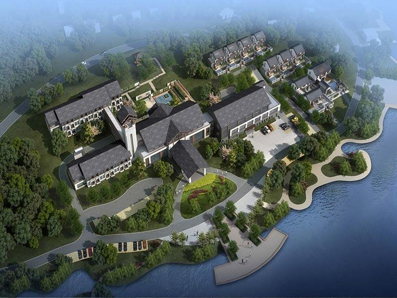 景观 建筑项目