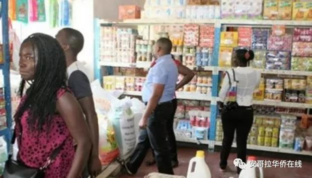 Angola compensates consumers 70 million kwanzas in the first two months