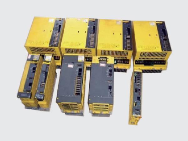 FANUC系列驱动器、电源维修