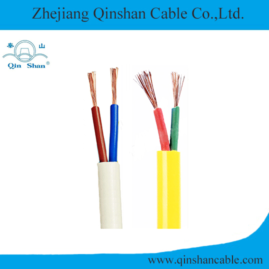 2C Copper Conductor PVC Insulated and Sheathed Flexible Electrical Cable