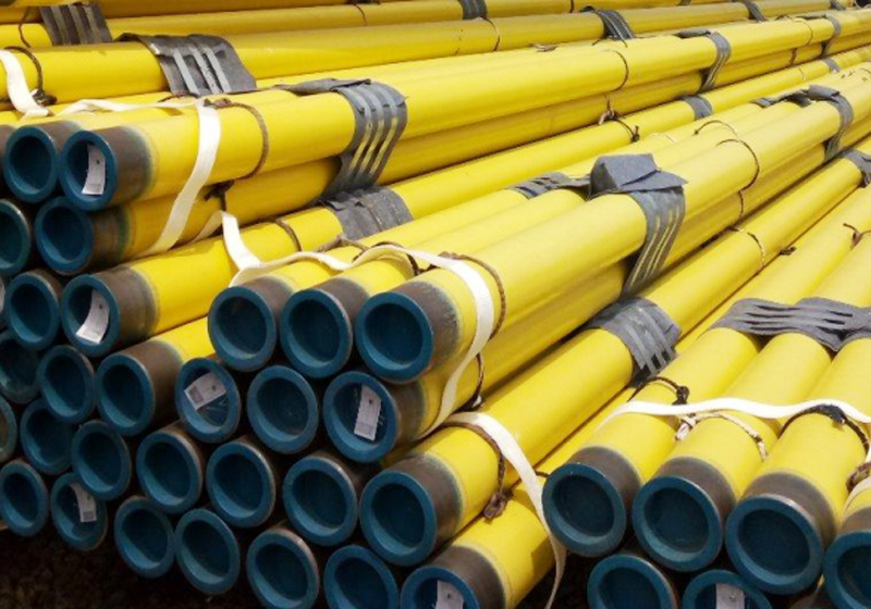 Steel pipe polypropylene 3PP anticorrosion