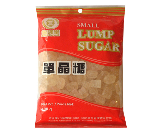 400g Small Lump Sugar(yellow)
