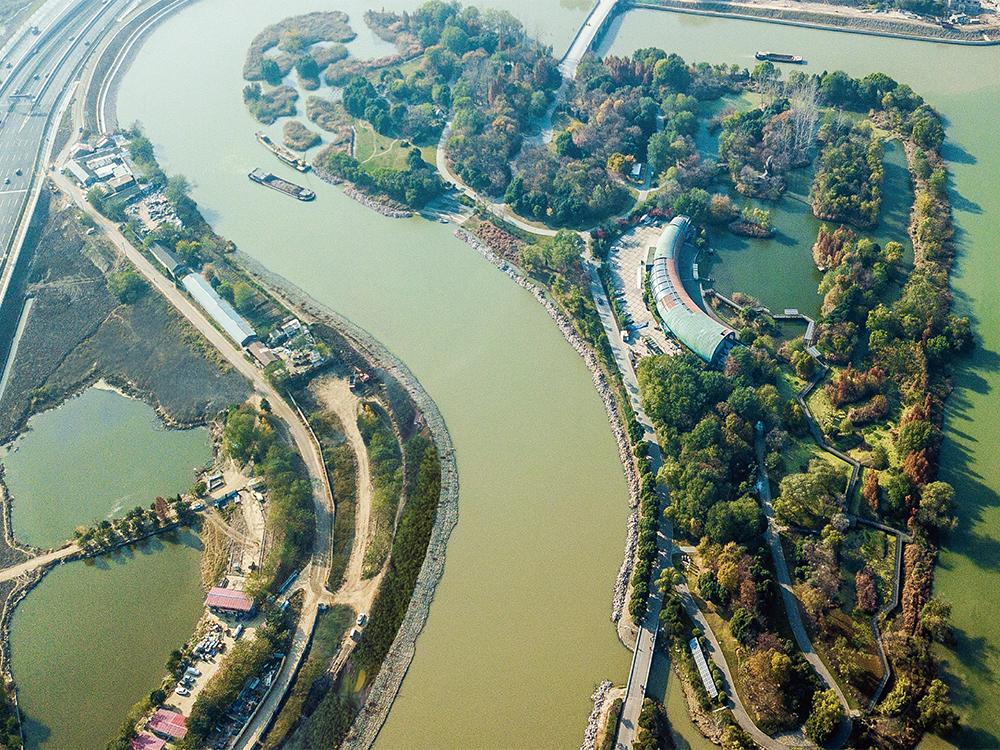 七橋甕生態濕地公園