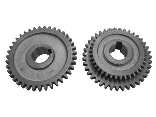 副轴双联齿轮