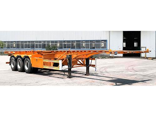 FMT9403TJZG型集裝箱運輸半掛車