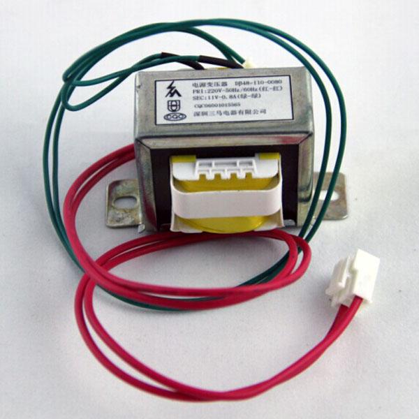 三马SANMA变压器220转110V 互转150mA 正品 电源转换
