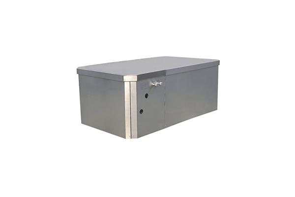 Sealed large-scale horizontal high pressure homogenizer (hydraulic control)