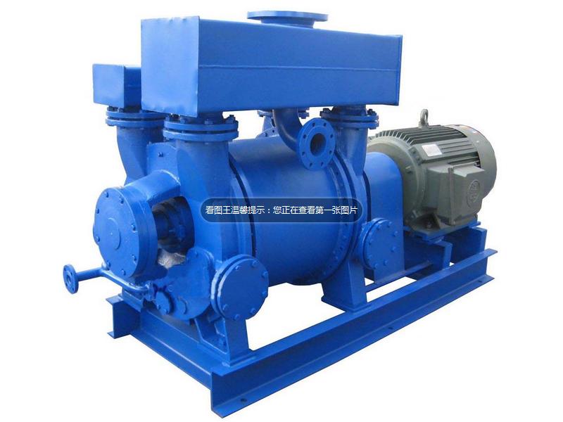 2BEC/2BEA系列水環真空泵