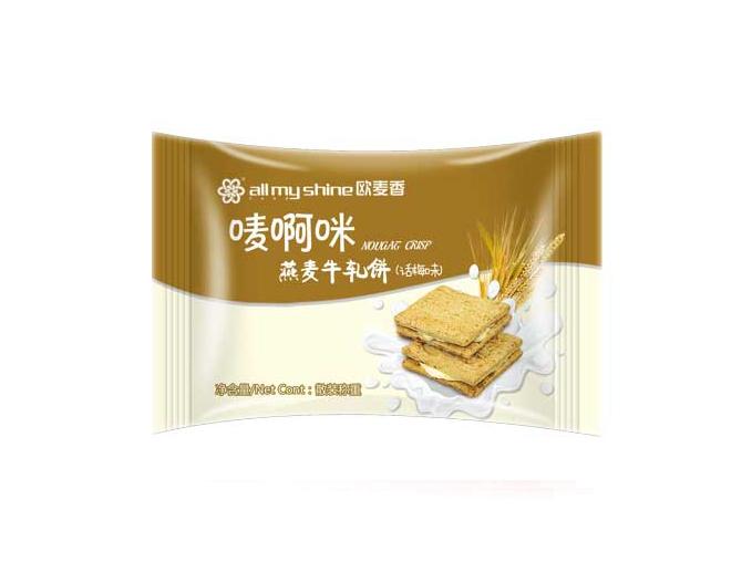 嘜啊咪燕麥牛軋餅(話梅) 236g