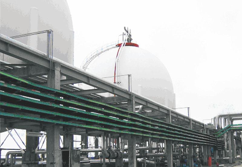 佛山巿南海燃气发展有限公司燃气主干管项目