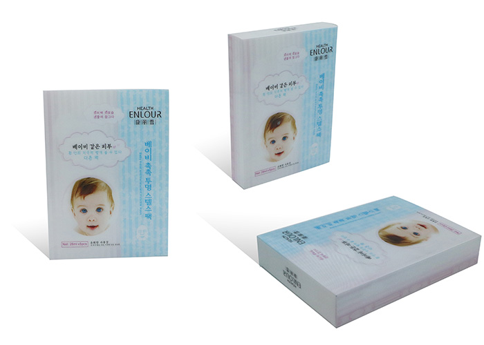 Maternal and child product packaging