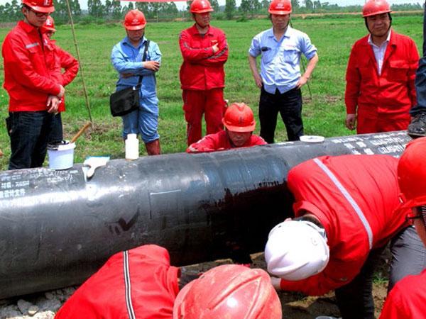 中石化广西LNG项目输气管道工程