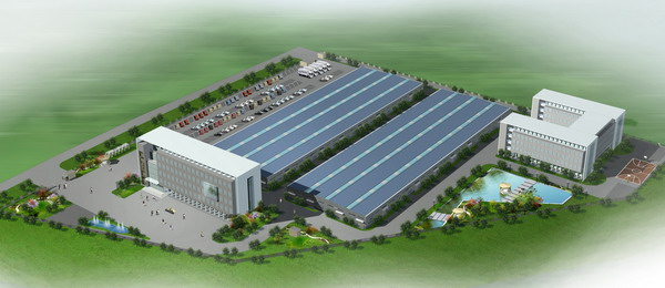 Deepblue opens a new electronics industrial park.