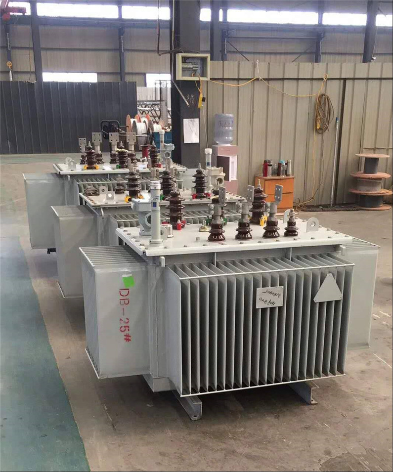 Oil immersed distribution transformer was used for State Grid Sichuan Power Supply Company