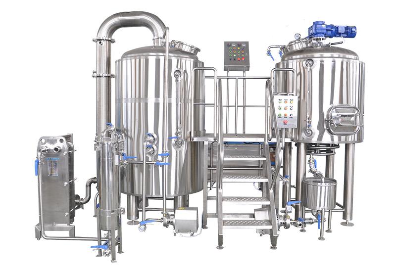 7BBL  糖化系統