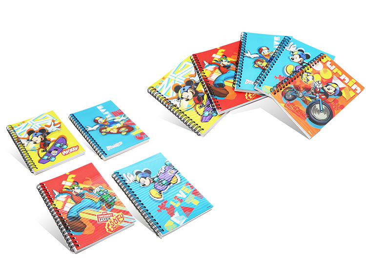 5D notebooks