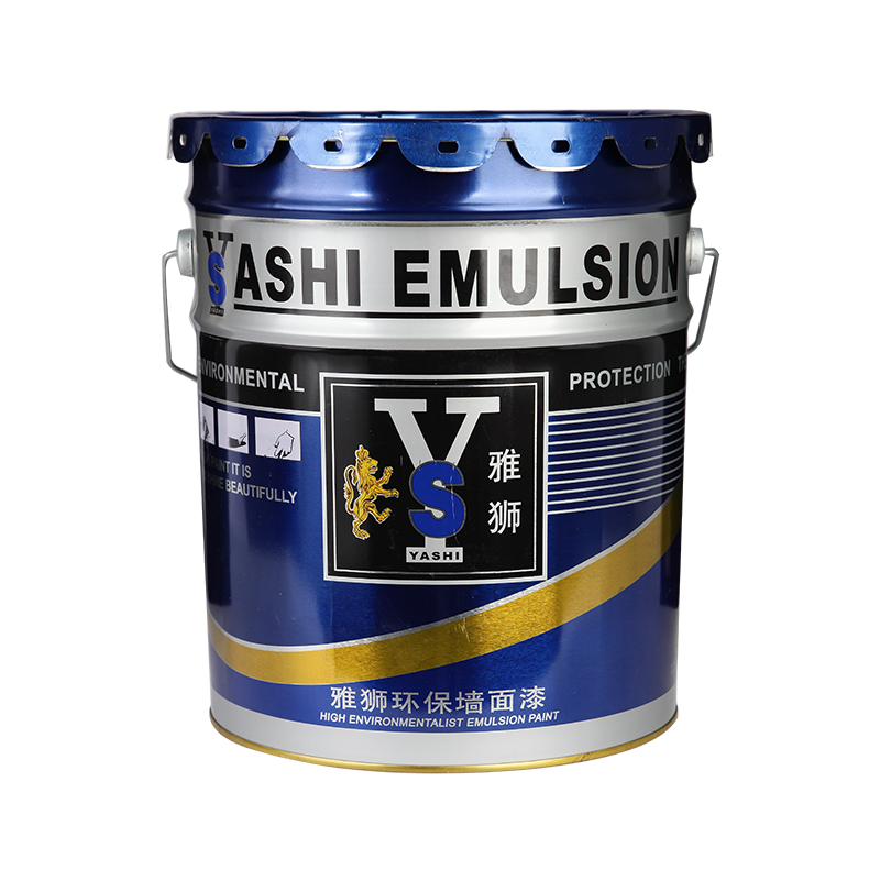 Ya Shi Environmental Wall Finish (2)