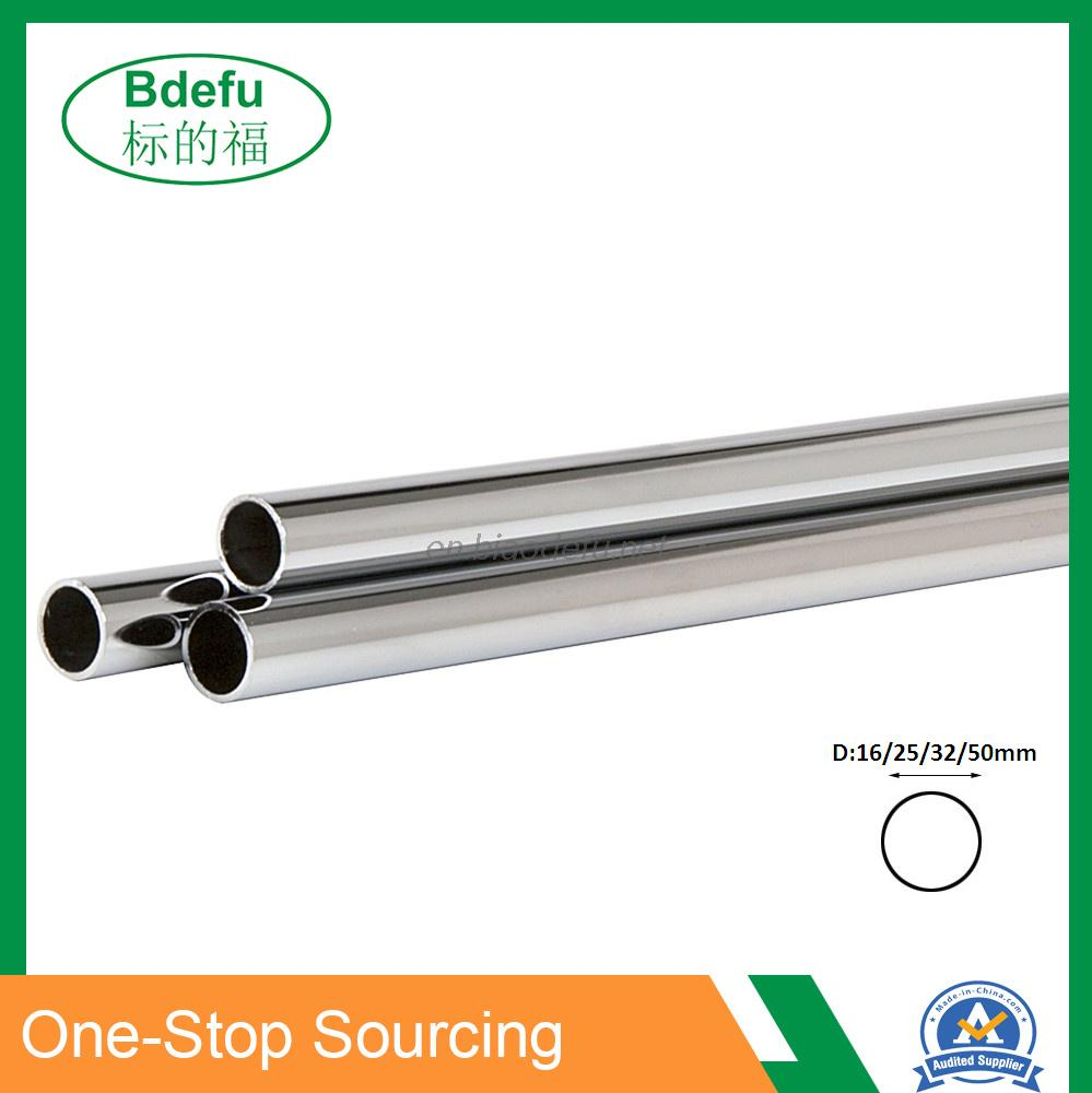 Chrome Steel Round Tube 16mm/25mm/32mm/50mm