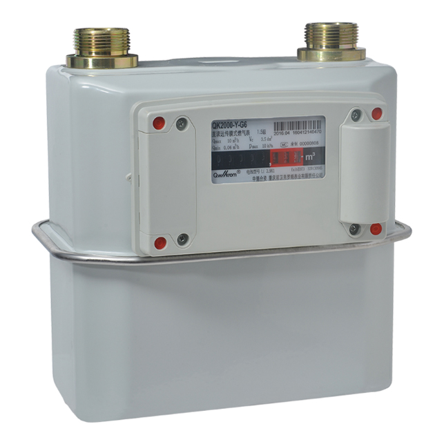 NB-IoT / GPRS Gas Meter for Industrial and Commercial