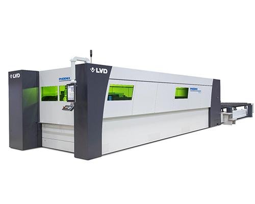 Phoenix系列光纖激光切割機
