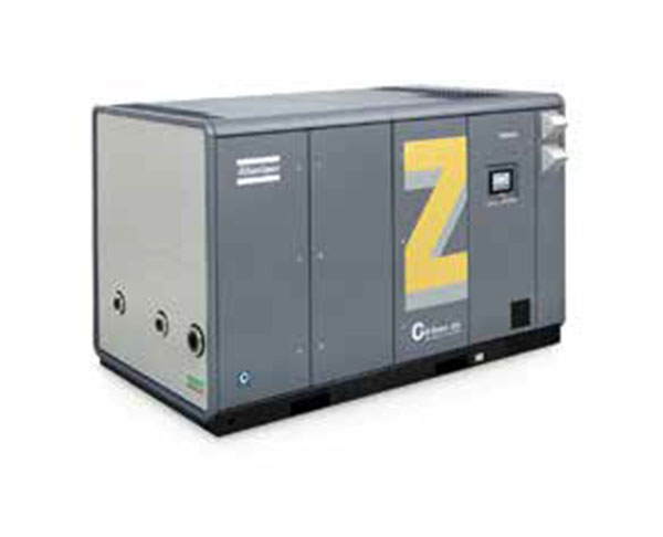 Oil-free screw compressor ZR.ZT55-750-FF