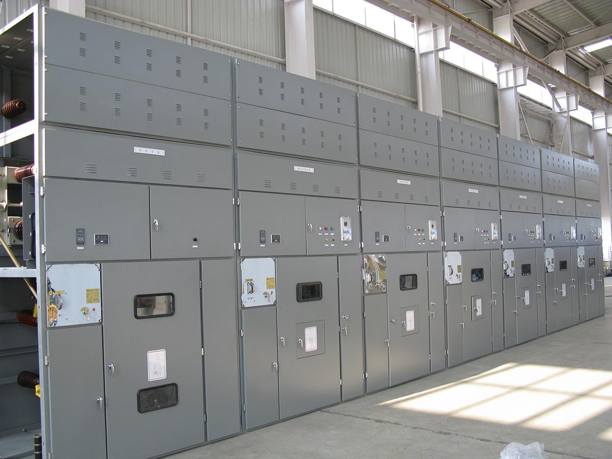 35kV 固定式高压开关柜