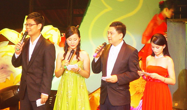 Panyu District, Guangzhou City Charity Arts Evening
