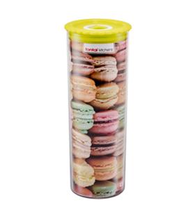 饼干圆形密封罐 1.8L